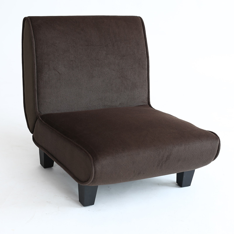 Aliexpress.com : Buy Modern Mini Sofa Chair Furniture Upholstered Single  Sofa Seater Armless Cushion Living Room Occasional Accent Chair Foldable  From ... Part 64