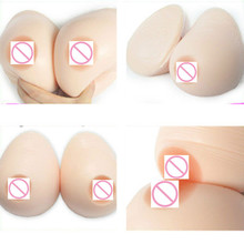 free shipping for free breast prosthesis 2800 g real silicone sex dolls breast prosthesis