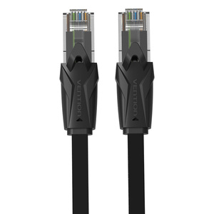 Image 4 - Vention Cat6 kabel Ethernet RJ45 Cat 6 płaski kabel sieciowy lan rj45 Patch Cord 1 M/5 M/10 M/20 M na PC Router kabel do laptopa Ethernet