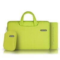 Cartinoe Brand Notebook Computer Laptop Sleeve Bag Case For Macbook Air 11 12 Inch 13 15