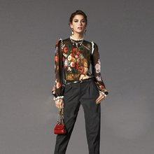 b034127528fa Promoción de De Diseño Para Mujer, Blusas - Compra De Diseño Para ...