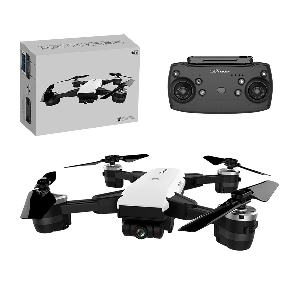New Foldable MINI Selfie YH-19HW Drone With HD WIFI FPV Wide Angle Camera RC Helicopter Real-Time Quadcopter VS Eachine XS809HW zwn rc selfie drone with 0 3mp or 2mp hd wifi fpv camera 6 axis rc helicopter real time quadcopter vs visuo xs809hw eachine e58