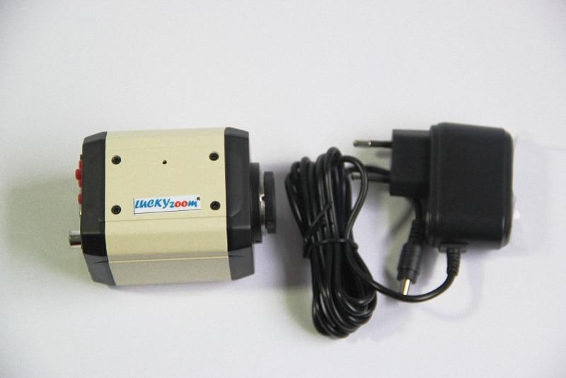 Lucky Zoom Marka 2.0MP HD Mikroskop cyfrowy aparat VGA USB AV - Przyrządy pomiarowe - Zdjęcie 6