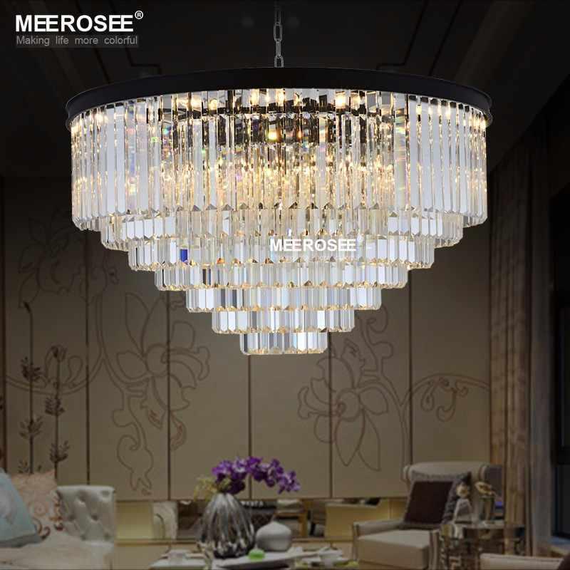 Luksusowe kryształowy żyrandol oświetlenie luminaria dobre K9 art. wiszące Żyrandol koło spadek blask światła dla domu projekt hotelowy