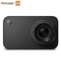 Оригинальный Xiaomi Mijia мини Камера умный маленький Cam Bluetooth 4,1 2,4 4 К 30FPS 6 оси электронный анти встряхните 145 градусов Широкий формат