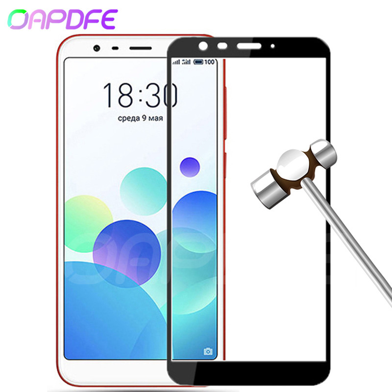 9D Protective Glass On The For Meizu M6 M5 M3 Note M5S M5C M6S M6T M3S M8 Pro 7 Plus Tempered Screen Protector Glass Film Case