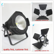 6pcs/lot Barndoor 150w Strobe COB LED Par Light RGBW 4IN1/Warm White/Cool White Bright Lighting 150w Show DJ Disco Stage Par Can(China)