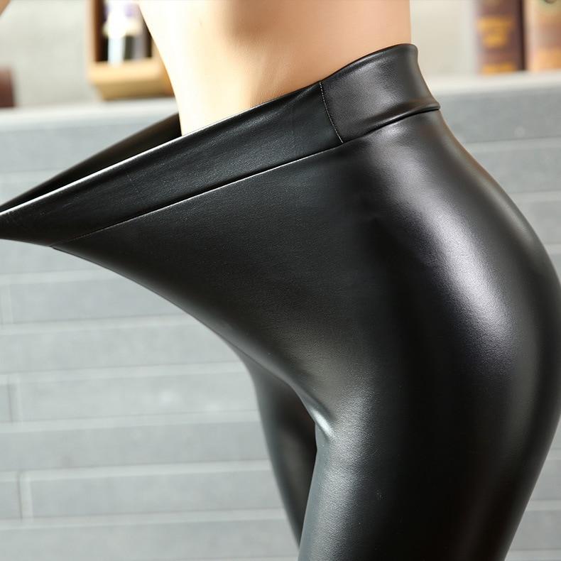 Thin Fleece Leather