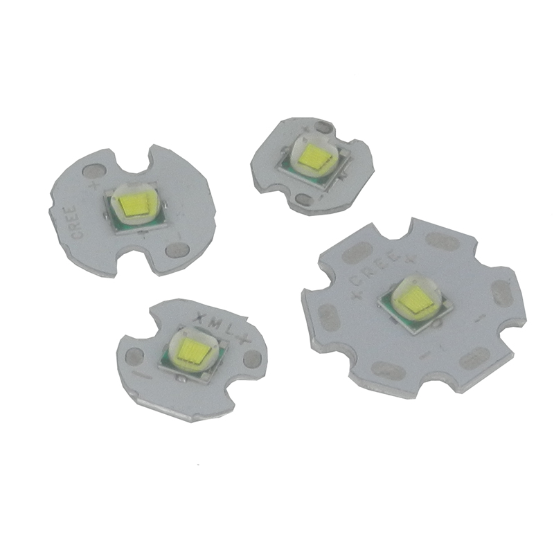 10pcs CREE XML XM-L T6 10W Cool White 6500K High Power LED Emitter 16mm 20mm PCB Replace 2000lm cree xml t6 led flash light шампунь хербал эсенсес купить в киеве