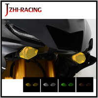 FOR YAMAHA YZF R1 2015 2018 YZF R6 2017 2018 Motorcycle Accessories Headlight Protection Guard Cover