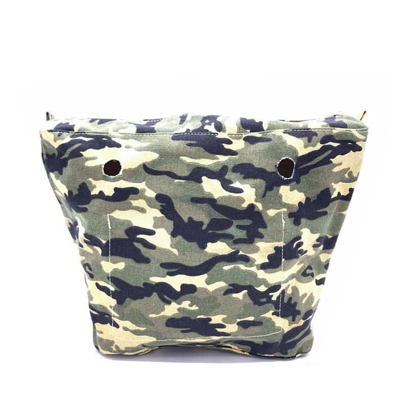 1 Pcs Canvas New Pattern Bag For Obag Classic Bag Inner Bag