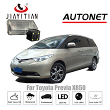 JiaYiTian car camera for toyota Previa XR50 2006~2018 CCD Night Vision Backup camera Reverse Camera Parking Assistance