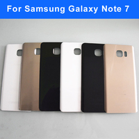 Original Rear Battery Housing Door Cover Replacement For Samsung Galaxy Note 7 Note7 N930 Back Glass