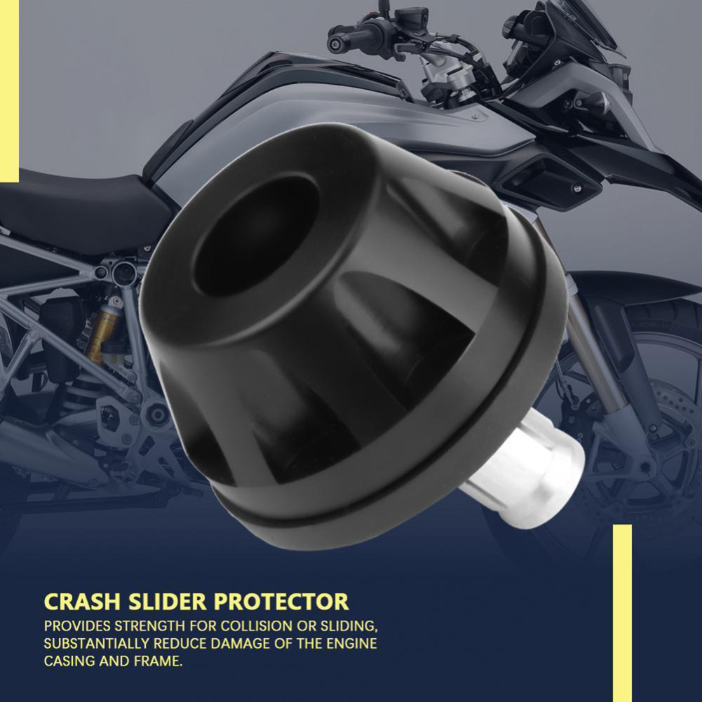 Motorcycle Final Drive Housing Cardan Crash Slider Protector For BMW R1200GS LC Adventure M8617
