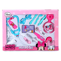 Disney authorized goods Disney play house series white angel doctor kits bored children's gifts