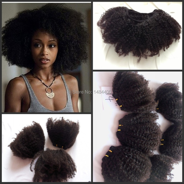 4b4c Hair Extensions Afro Kinky Curly Hair Weaves Malaysian Top