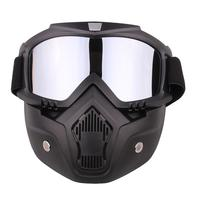 Relefree Tactical Safety Goggles Outdoor Hiking Cycling Windproof Eyewear Military Motorcycle Gear Eyes Protector