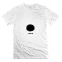 "Modern O-Neck ""keep it simple...pixel moog"" men tshirt Hot Topic Men's t-shirts"