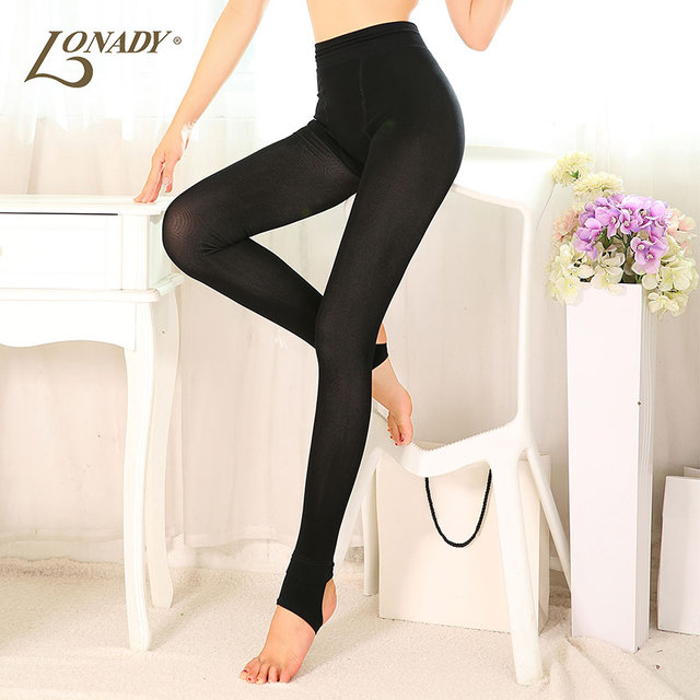 300D 1 Colors Winter Women Tights Fashion Sexy Stockings Warm Tights Winter Women's Tights  Warm fine Grid  Pantyhose Stockings