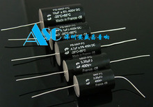 лучшая цена 1lot/2pcs French Solen PA-MKP series 0.01uf-100uf 400V-1000V Non-polar electrodeless capacitor audio capacitor free shipping