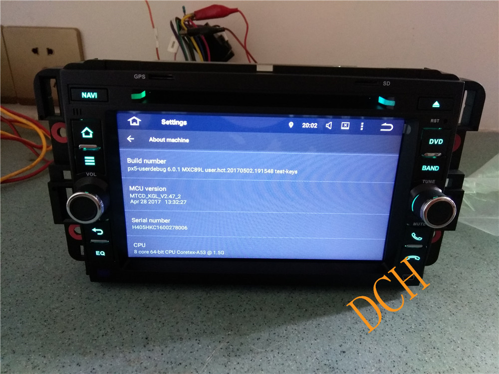 Android 8 0 7 1 6 0 4GB 32G 8 core Car DVD gps for Chevy GMC Tahoe Yukon  Sierra Savana Acadia Denali Suburban EXPRESS