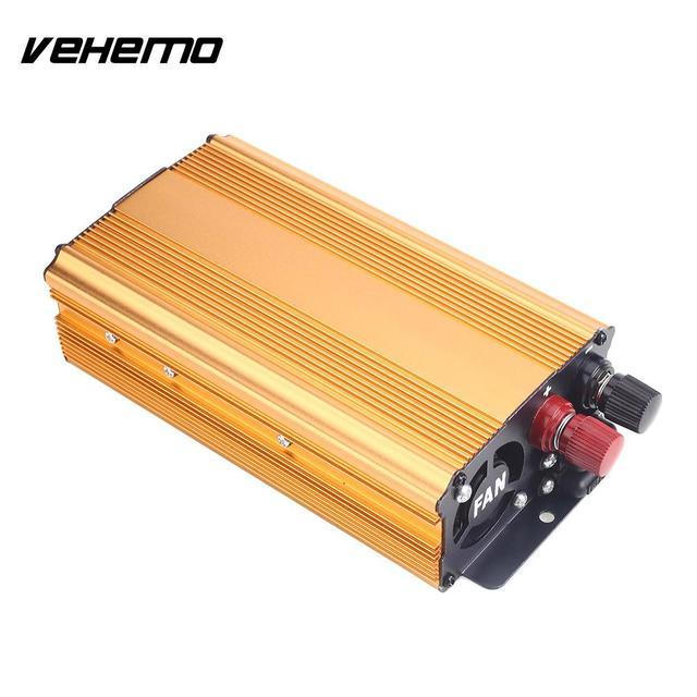Vehemo car power inverter car inverter converter 2000w dc12v to vehemo car power inverter car inverter converter 2000w dc12v to ac220v stable rv pickup adapter truck publicscrutiny Gallery