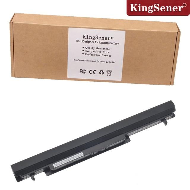Coreia do celular bateria a41-k56 originais para asus k46 k46c k46ca k46cm K56 K56CA K56CM A32-K56 A41-K56 15 V 44WH Frete 2 Anos de Garantia