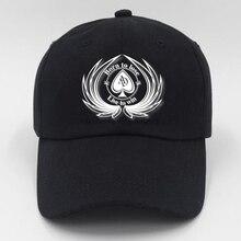 d064624aab254 Ace of Spades Fashion Baseball Cap Women s Men s Adjustable Cap Unisex  Casual Hip-Hop Caps