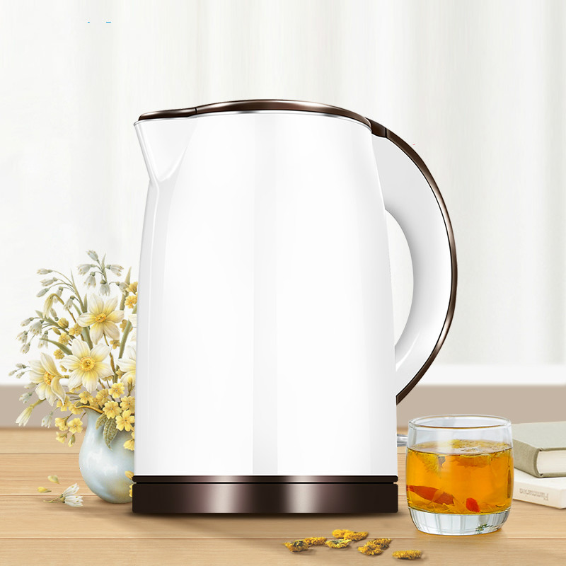 electric kettle thermoelectric water bottle 5l household 304 stainless steel automatic thermal insulation electric kett NEW Electric kettle household electric 304 stainless steel insulation automatic power off water
