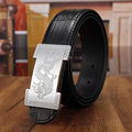 brand men's leather belt factory wholesale classic belts for male fashion Um cinto masculino Les hommes derme ceinture