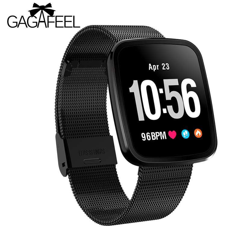Watches Qualified Bangwei New Sport Smart Watch Men Women Led Color Screen Clock Heart Rate Blood Pressure Oxygen Monitor Pedometer Smart Watch