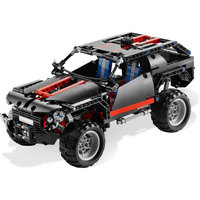Hot Sale Cruiser Car Model Blocks Compatible With Legoing Technic Lepin Bricks Birthday Gifts Block Toys