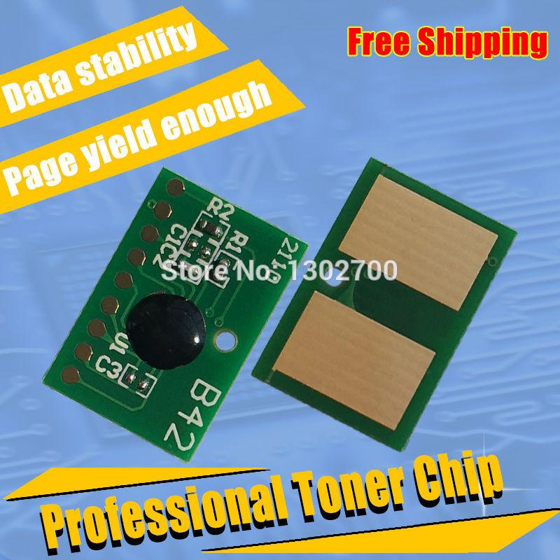 Prix pour 45807106 Cartouche De Toner puce Pour OKI données MB472dnw MB492dn MB472 MB492 472 492 MB B432 B 412 432 imprimante poudre recharge réinitialisation 7 K