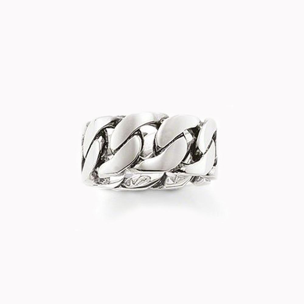 Dynamisch Silber S Sharp Ringe Mit Seil Figur, 2018 Europäischen Hohl Kette Sharp Thomas Stil Ring Schmuck Romantische Geschenk Für Frauen Männer
