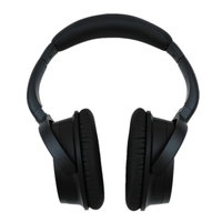233621 H501 Active Noise Cancelling Headphone Over Ear Noise Reduction Headset With MFI Microphone For Mobile