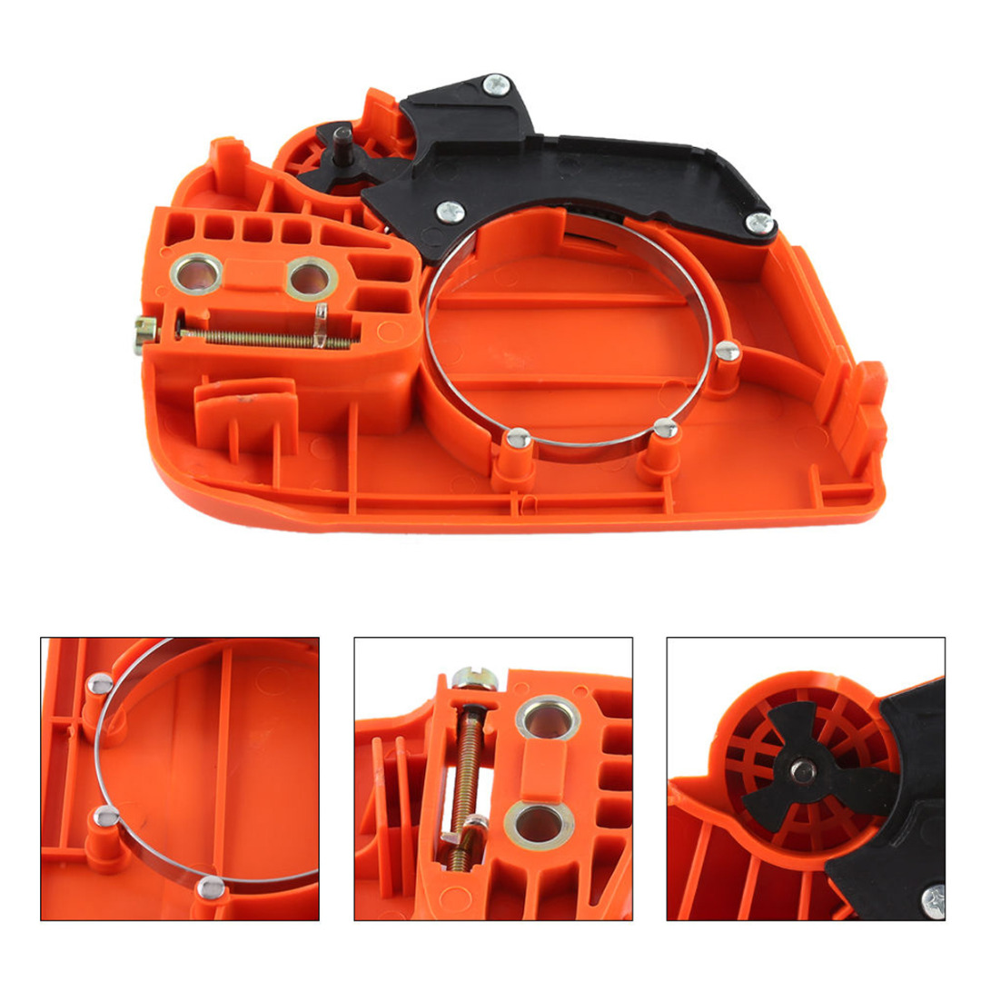 Cover Chain Brake Assembly Fits For Husqvarna 350 235 235E 236 240 Chainsaw carburetor repair kit zama rb 149 fit husqvarna 235 235e 236 240 240e chainsaw 574719402 545072601 carb jonsared cs2238 cs2234