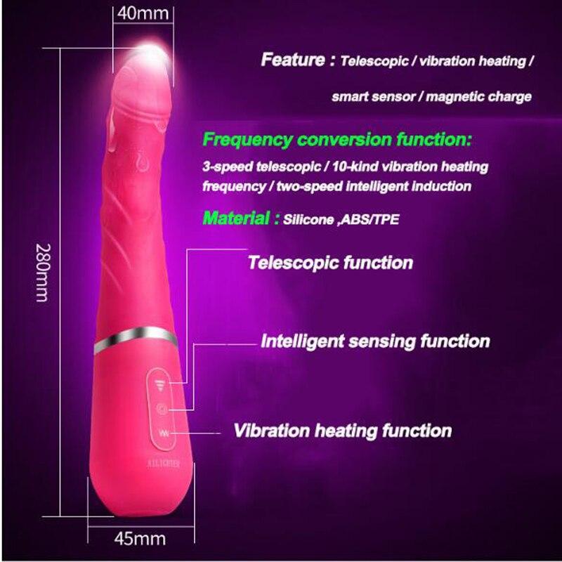 G spot dildo Vibrators for women Clitoris stimulator Vibrator sex toys for woman Butt plug beads Anal Erotic toys Sex products