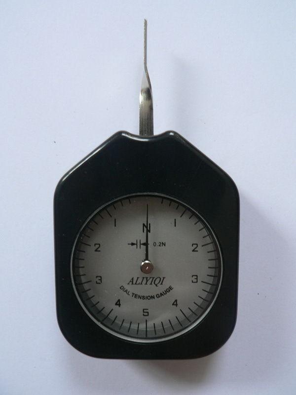 Dial Tension Gauge Force Meter Single Pointer 5 N  цены