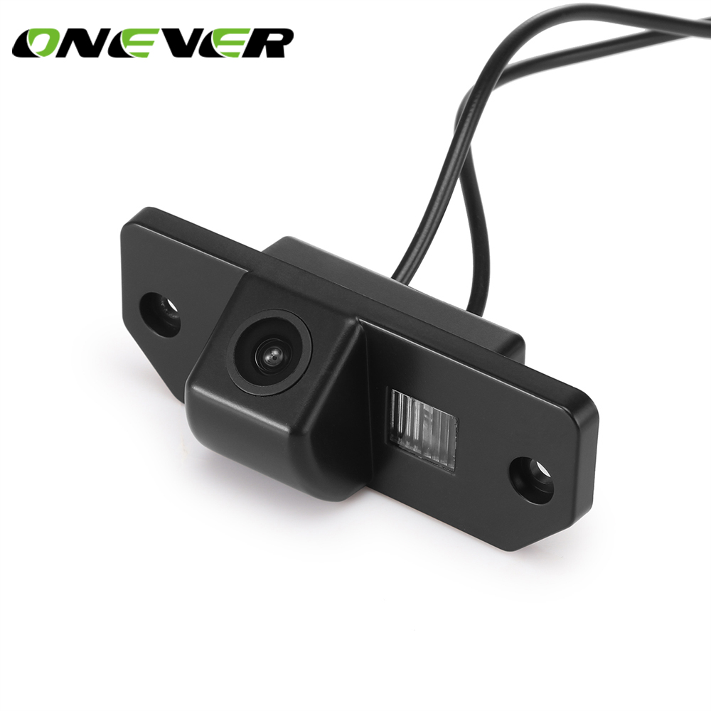 waterproof car rear view camera 170 degrees wide angle reverse parking backup camera for. Black Bedroom Furniture Sets. Home Design Ideas