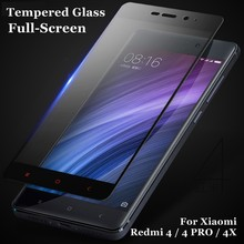 Tempered Glass For Xiaomi Redmi 4 Screen Protector For Xiaomi RedMi 4 Pro Xiomi Red Mi 4X 430 625 Front Screen Case Films Cover(China)