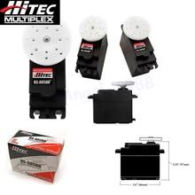 Original Hitec HS 805BB+ 152g / 24.7 kg / .14 sec major high torque servo / HS 805BB Analog Servo