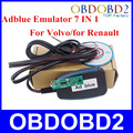 2015 New Released ADblue Emulator 7-In-1 AD Blue Emulation Module ADblue Heavy Duty Truck Vehicles Remove Tool For Volvo Renault
