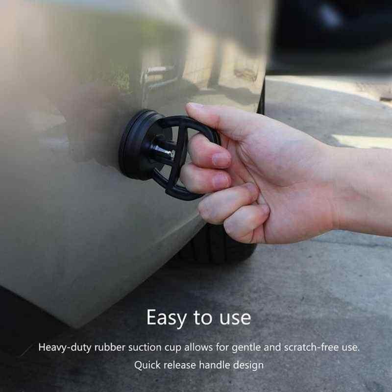 Nouvel outil de réparation de Dent de peinture de voiture 2.2 pouces ventouse universelle petit extracteur de réparation de Dent
