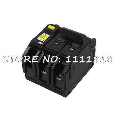все цены на 10A 2P Miniature ELCB Earth Leakage Circuit Breaker AC 220V/380V