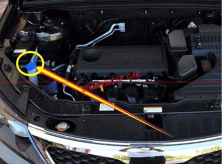Kia Sorento Engine Coolant Page