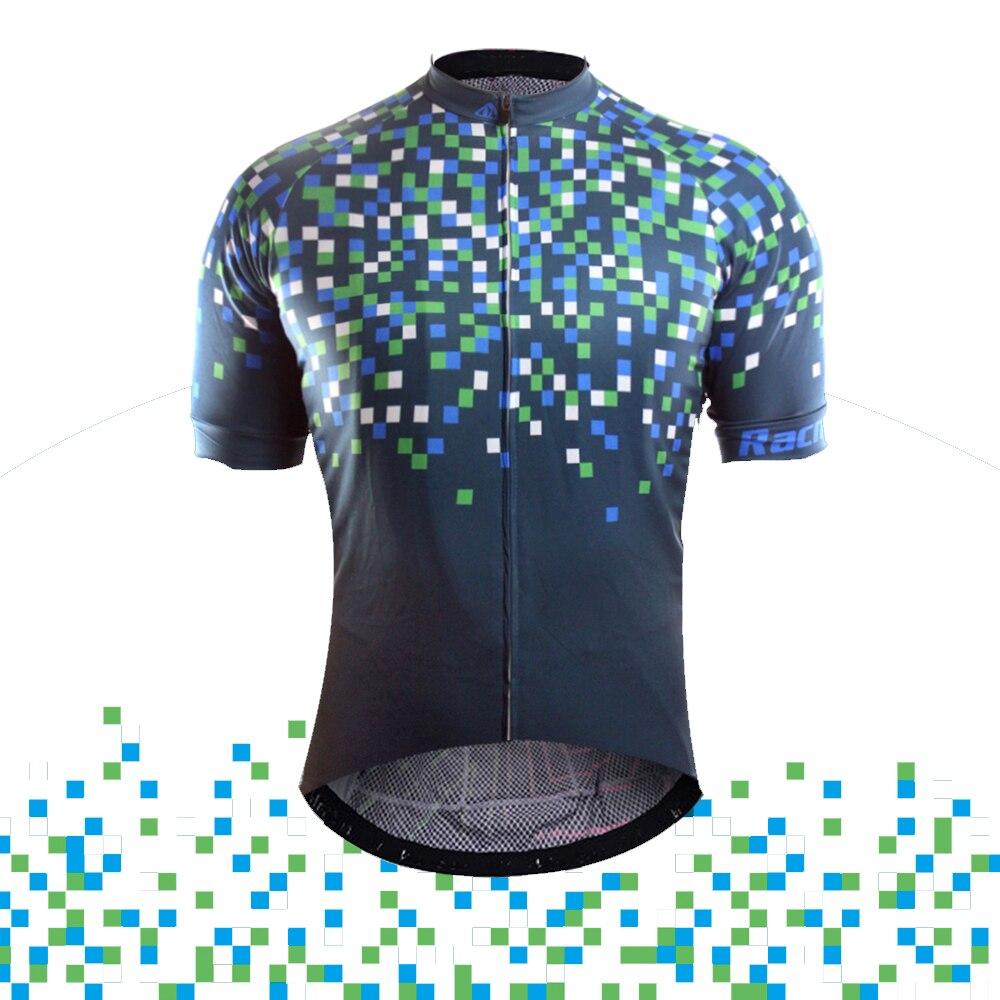 Racmmer 2018 Radfahren Jersey Mtb Fahrradbekleidung Bike Wear Kleidung Short Maillot Roupa Ropa De Ciclismo Hombre Verano # DX-41