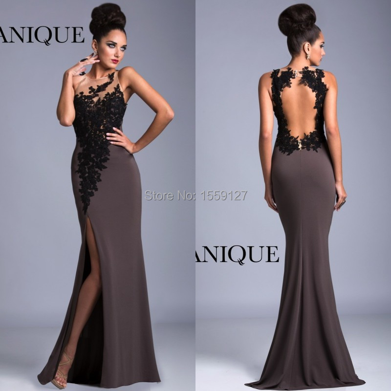 Brown Evening Dress Promotion-Shop for Promotional Brown Evening ...