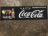 Waterproof Long Bar Table Mat Soft Rubber Mats Beer Pads
