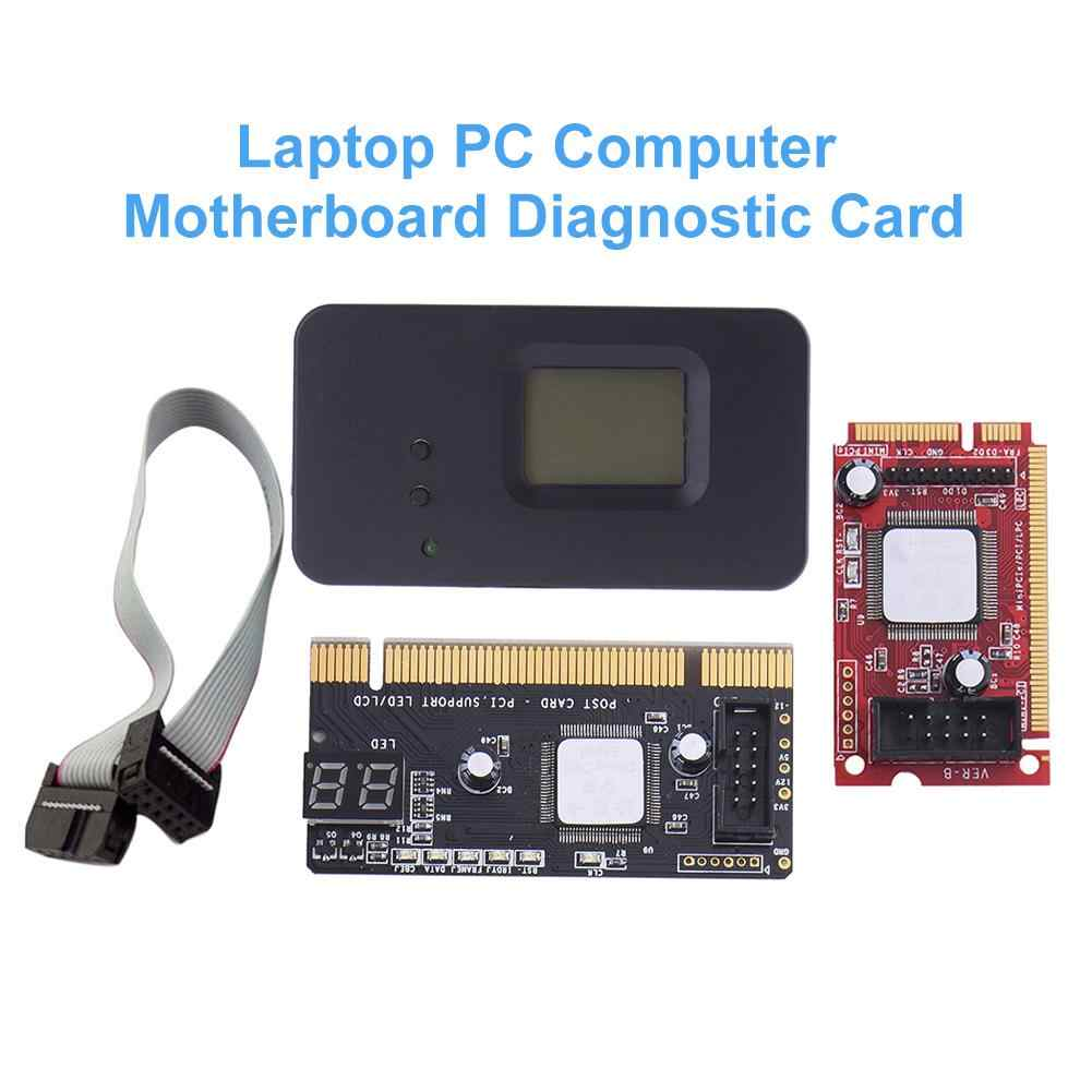 Tablet PCI Motherboard Analyzer Diagnostic Tester Post Test