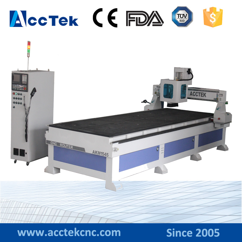 China new design big cnc router woodworking machine 1545
